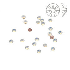 Swarovski Flat Backs Hotfix (2038) White Opal SS6 Pack of 24 (K59/5)