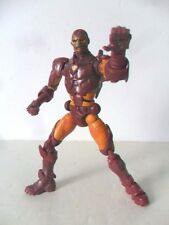 Marvel Legends series VIII 8 Modern Armor Iron Man w/ mask 6 inch Action Figure