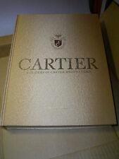 """CARTIER Buch, limitiert """" A Century of Cartier Wristwatches"""", über 500 Seiten"""