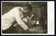 Russian Officer and the Maid Photo Very Rare Nice Condition !!!