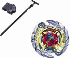 Killer / Evil Gemios Metal Fusion 4D Beyblade BB-56 + Launcher - USA SELLER!