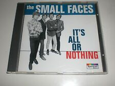 CD THE SMALL FACES - IT'S ALL OR NOTHING - SPECTRUM GERMANY VG+/NM