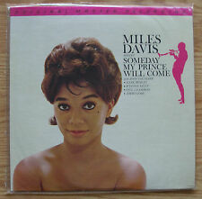 LP l MFSL l Miles Davis l Someday My Prince Will Come l MFSL Factory Sealed