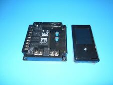 *NEXT GENERATION CONTROL PANEL WITH TOUCHSCREEN REMOTE