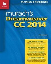 MURACH'S DREAMWEAVER CC - ZAK RUVALCABA (PAPERBACK) NEW