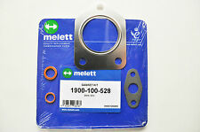 OE QUALITY MELETT TURBOCHARGER GASKET KIT BMW 116 D 118D 120 D E81 E82 E87 E88