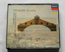 Iona BROWN-ASMIF / VIVALDI La Cetra, Op.9 GERMANY 2CD box DECCA 433 734-2 (1992)