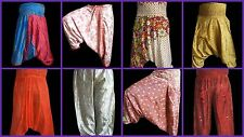 10pc. Wholesale Lot Harem Yoga Pants Trouser Baggy Gypsy Ginie Alibaba Trouser