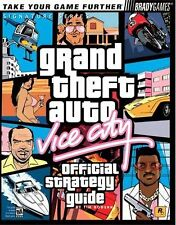 Grand Theft Auto: Vice City Official Strategy Guide (Bradygames Signature Series