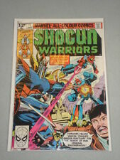 SHOGUN WARRIORS #15 VOL 1 MARVEL COMICS APRIL 1980