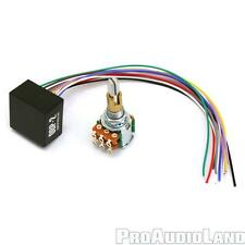 Aguilar OBP-2SK, 2-band, boost/cut, 9V or 18V Onboard Preamp, 1 Stacked Knob NEW