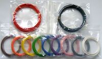 28M Equipment Wire Pack 11 Colours 1/0.6mm   22-23 AWG Single Solid Core Hook Up