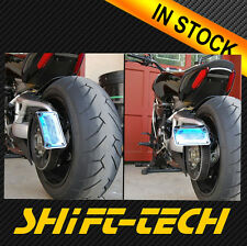 ST1461 DUCATI X DIAVEL XDIAVEL TAIL TIDY TAG BRACKET LED TAG LIGHT SIDE MOUNT