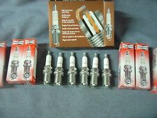 NEW JAGUAR XJS 3.6 SPARK PLUGS X 6 DOUBLE COPPER CORE
