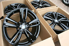 "4 x Original / Genuine BMW 442 19"" Alloy Wheels - BMW 3 4 M Sport F30 F31 Winter"