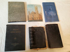 Lot of Masonic Books The Master's Carl H. Claudy