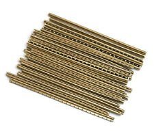 24 pcs Dunlop 6105 Jumbo Accu-Fret Fret Wire for Guitar/Bass FRET-6105