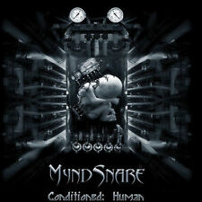 "Myndsnare ""Conditioned: Human"" CD [PROGRESSIVE DEATH/THRASH METAL FROM INDIA]"