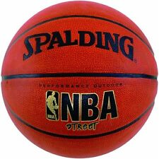 New Spalding 63-249e NBA Indoor Outdoor Street Official Size Basketball Ball