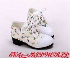1/4BJD Boots/Shoes Supper dollfie MSD Luts White new  #S79