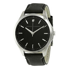 Armani Exchange Smart Black Dial Mens Watch AX2182