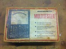 Micronta Multimeter 22-203B