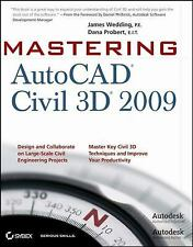 Mastering AutoCAD Civil 3D 2009-ExLibrary