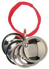 2288 discos de capacitación de actividad de Perro Trixie - 5 discos de metal en la cuerda