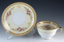 Vintage Noritake Farney Tea Cup and Saucer Made In Japan
