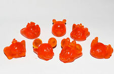 Tomy Disney Characters Mono Red Color Funky Rainbow Rings gashapon figure