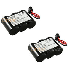 2x Cordless Home Phone Battery Pack for Sony BPT16 BP-T16 Uniden BT185 BT-185