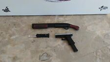 Hot Toys 1/6 Joker Bank Robber Version 2.0 MMS 249 Shotgun, Knife & Pistol