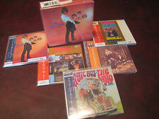 THE WHO MY GENERATION/SELL OUT JAPAN RARE OBI 5 Replica CDS BOX CHRISTMAS OFFER