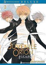 """Aquarian Age: Juvenile Orion v. 2 Gokurakuin, Sakurako """"AS NEW"""" Book"""