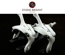 Tektro r316 Front + rear Brake Set/bremsenset/par * blanco * White *