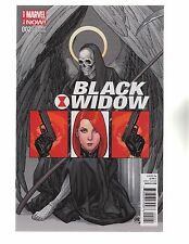 Black Widow #2 - Frank Cho 1/50 Variant Cover - Marvel Now