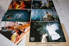HISTOIRES DE FANTOMES CHINOIS 3 ! jeu photos cinema lobby cards fantastique