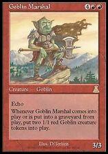*MRM* ENG Marechal Gobelin / Goblin Marshal MTG Urza's Destiny