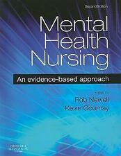 Mental Health Nursing: An Evidence Based  Approach, 2e