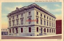 UNITED STATES POST OFFICE. GRAND FORKS, ND 1947