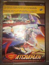 Gatchaman Collection 1 3 DVD Set Battle of the Planets G Force Anime  2005