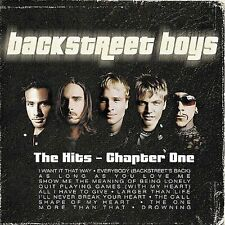 The Hits--Chapter One by Backstreet Boys