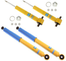 BILSTEIN SHOCK ABSORBER SET,FRONT & REAR SHOCKS,07-13 SILVERADO & SIERRA 1500
