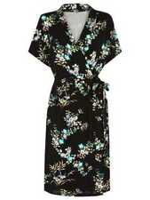 BNWT  Warehouse Vintage Floral Jersey Wrap Dress  size 6 RRP £45