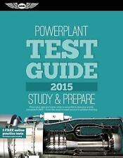 Powerplant Test Guide 2015 Book and Tutorial Software Bundle (Fast-Track Test Gu