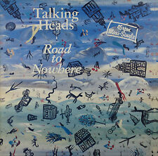 """12"""" Maxi - Talking Heads - Road To Nowhere - k2200 - washed & cleaned"""