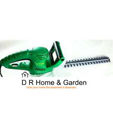 450W Electric Corded Hedge Trimmer 18in - 45cm Cutting Blade