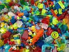 Lego Mixed Lot Selection/Collection of Trans/Translucent Parts/Pieces x 50