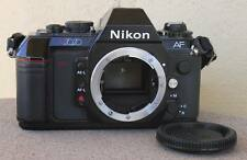 Nikon N2020 35mm Auto Focus SLR Film Camera Body first auto wind + focus F-501
