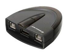IOGEAR GUB231 Print Server 2PORT USB Automatic Switch